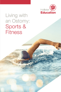 sports and fitness with an ostomy, sports, fitness, exercise, active living, colostomy, ileostomy, urostomy