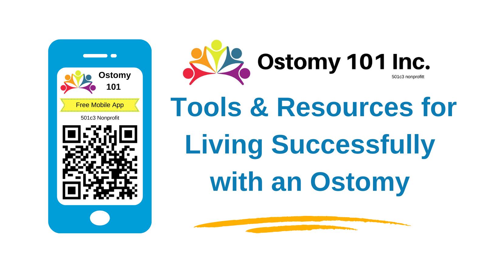 Ostomy 101 Mobile App